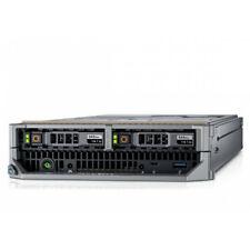 Dell PowerEdge M640 Blade Server 2x 20C Gold 6138 2.0Ghz 512GB Ram 2x 240GB SSD