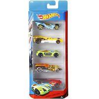 Hot Wheels 5 Car Gift Pack Assortment Mattel
