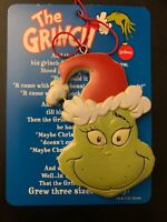 Dr Seuss The Grinch and Max the Dog 4x6 Photo Picture Frame Universal Studios