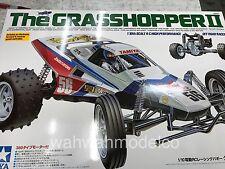Tamiya 58643 1/10 RC The Grasshopper II (2017) Off Road Buggy