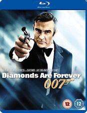 DIAMONDS ARE FOREVER - BLU-RAY - REGION B UK