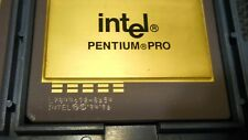 PENTIUM PRO 200mhz REPACKAGED FROM  FACTORY TRAY ONE EACH