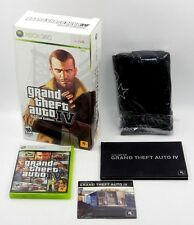 2008 GRAND THEFT AUTO IV SPECIAL EDITION ROCKSTAR XBOX 360 GAME & ACCESSORIES