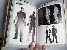 Resident Evil Game Art Book Bio Hazard Archives Ⅱ