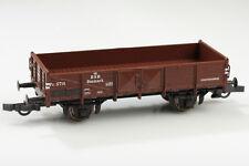 H0 Roco 46889 Offener Güterwagen DSB Danmark PE 17714  Top! Schmutz/Kratzer/OVP