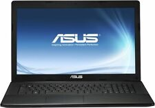 "Asus X75VC Laptop Large Screen 17.3"" HD+ 1TB 8GB i5-3230M Blu-Ray Windows 10"