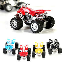 Pop 1X  Pull Back Car Beach Four-wheel Motorcycle Model Baby Kids Children Toys