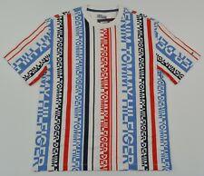 NWT Men's Tommy Hilfiger Denim Short-Sleeve Tee (T) Shirt 1990's Oversized Fit