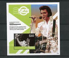 ST Vincent & les Grenadines 2014 neuf sans charnière Elvis Presley Hawaii concert 1v s / s ii