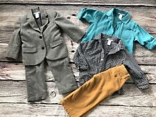 Janie And Jack Baby Boys Toddler Size 18-24, 2 Yrs Holiday Suit Shirts Pants Lot