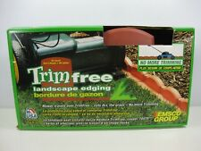 Trim Free Garden Landscape Edging Trim 10' Plastic 1 NEW Box EMSCO Group