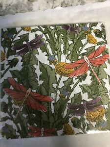 "Stampin Up Dandy Garden 6"" x 6"" Designer Series Paper ~RETIRED ~ Brand New"
