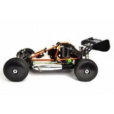 Hyper Nitro Cage Buggy RTR Orange Hobao 1:8 4X4 4WD Gas Rally Car US .28 Big