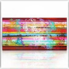 BRATIS ART Abstrakt Malerei Kunst Gemälde Bild Original Leinwand XXL Acryl 978G