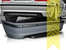 Heckstoßstange Heckschürze für BMW E46 Limousine auch für M-Paket für PDC