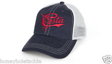 BRAND NEW COSTA DEL MAR RETRO TRUCKER CAP HAT   NAVY BLUE  - HOT HOT