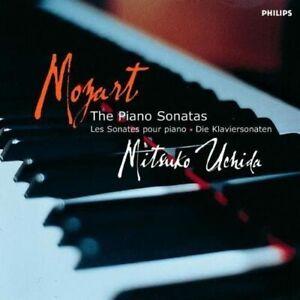 Mozart: The Piano Sonatas - Mitsuko Uchida - 5CDs