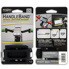NEW Nite Ize Gear HandleBand Universal Smartphone Bar Mount - Black