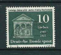 Einmalig schön - Luxus BRD Mi-Nr. 258 zentrisch gestempelt München BPA 1