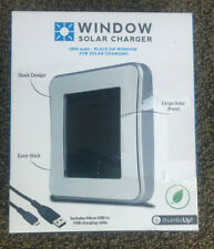 Window Solar Charger by thumbsUp!