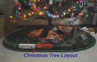 Christmas Layout : Add an Automatic  STOP & GO Circuit Module Kit for HO,N Scale