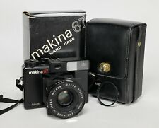 Plaubel Makina 67 Medium Format 6x7 Film Camera