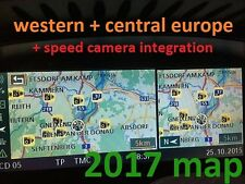 BMW Navi 2017 Professional Update BMW1,3,5,7,X5,6,E90 E70 E60 E61 Map1+Map2
