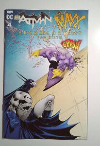Batman The Maxx #4 (2020) Variant Cover B Sam Kieth IDW 9.4 NM Comic Book