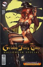 GRIMM FAIRY TALES HALLOWEEN SPECIAL 2014 COMIC FEST NO STORE STAMP!