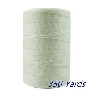 C.S. Osborne Nylon Tufting Twine #4700-T1/2, 350 Yards, 1/2 lb. Roll