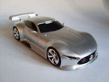 Mercedes-Benz Vision Gran Turismo Silver, Maisto Car Model 1:3 2