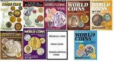 RACCOLTA CATALOGHI  MONDIALE WORLD COINS