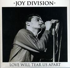 "JOY DIVISION  ""LOVE WILL TEAR US APART""   ALTERNATIVE VERSION  NEW WAVE  LISTEN!"