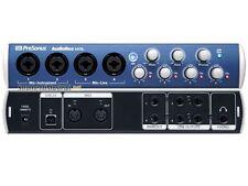 Presonus AudioBox 44VSL StudioLive Mixer Power in USB 2.0 InterfaceFree US Ship