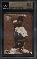 1995 UD Eagle Peanuts Ballpark Legends Bob Gibson Gem Mint BGS 9.5 St Louis
