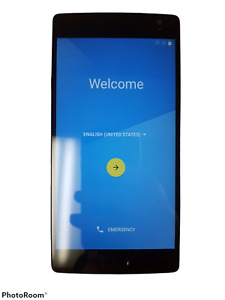 OnePlus A2005 OnePlus 2 64GB Black T-Mobile Carrier Factory Reset Smartphone