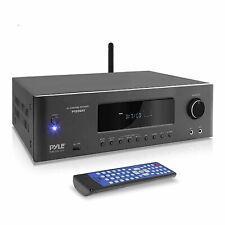 Pyle Bluetooth 5.2 Channel 1000 Watt Home Theater Audio/Video Receiver(Open Box)