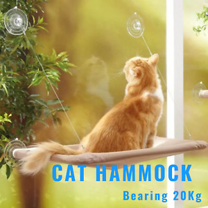 Cat Hammock Cat Hanging Bed Pet Hammock Window Hammock with Mounted Suction Cups