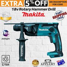 Makita Cordless Rotary Hammer Drill Driver 18V SDS For Li-Ion Battery DHR165Z