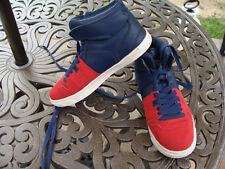 // Tommy NYC Men's Sneakers Blue/Red/White Size 9