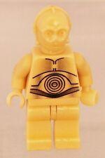 LEGO: MINIFIG: STAR WARS: C-3PO - Pearl Light Gold