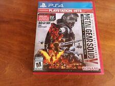 Metal Gear Solid V: edición definitiva (Sony PlayStation 4, 2016) PS4