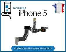 NAPPE CAPTEUR DE PROXIMITE + CAMERA AVANT + MICRO D'AMBIANCE IPHONE 5