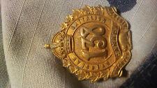 WW1 WWI CEF Collar Badge - 138th Battalion - Pin Back