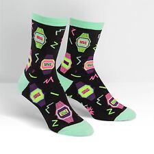 Sock It To Me Women's Crew Socks - Just In Time