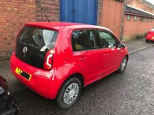 2013 VW UP 999cc FOR BREAKING WITH ENGINE CODE (CHY) AUTOMATIC GEARBOX IN RED