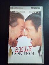Self control Umd Vidéo PSP