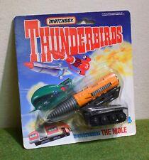 MATCHBOX THUNDERBIRDS THE MOLE 1993