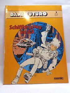 Comic - Dani Futuro Bd. 2 - Schiffbrüchig im All (Semic Verlag)