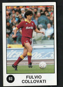 Figurina Panini Supersport 1988-89 Serie 1-120 N.93 Collovati (Roma) Ottima ▓